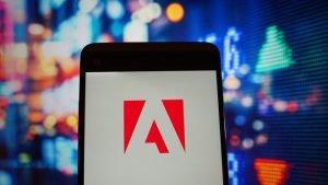 Adobe Inc Shares Crashes