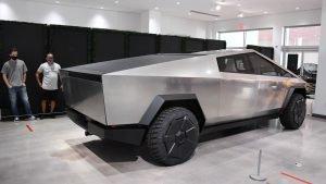 EV Automaker Tesla Faces Fierce Competition
