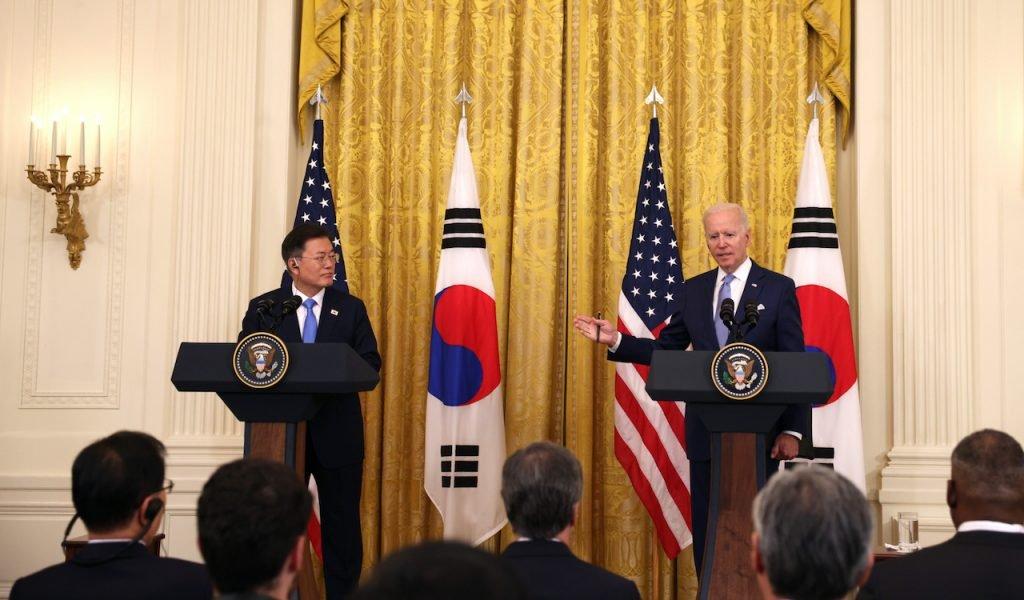 U.S.South Korea Combine Efforts to Enhance Space Security