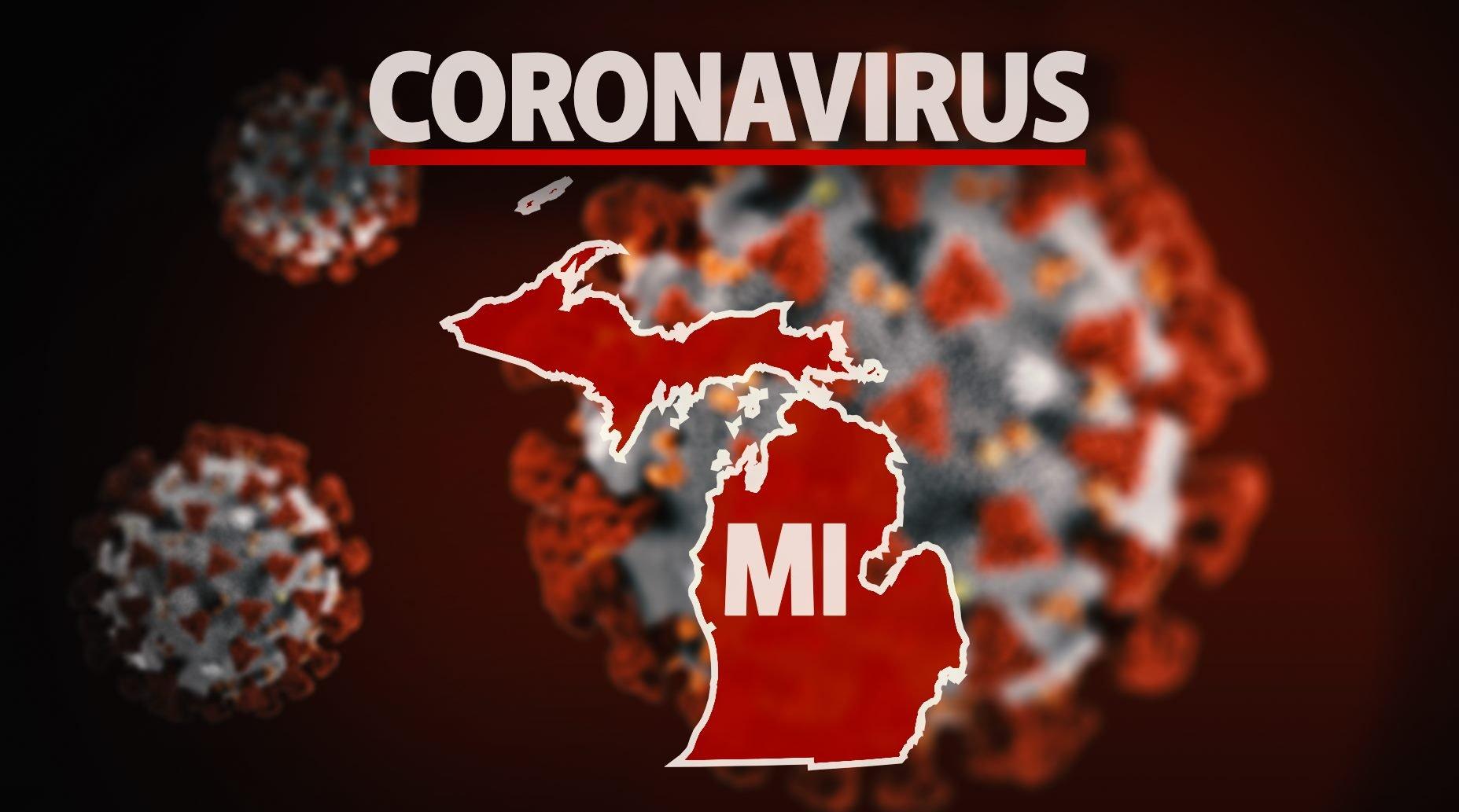 Michigan Health Authorities Report 6,095 New Covid Cases